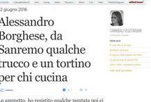 Alessandro Borghese, da Sanremo qualche trucco e ...