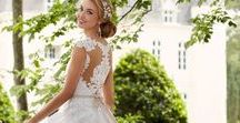 27 White Dresses / Wedding gowns