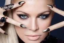 FAVORITE HAIR, MAKEUP, AND NAILS / by Charo Cortes