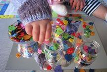 Preschool: Manipulatives/Fine Motor