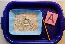 Preschool: Letters/Literacy