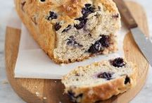 Recipes: Breads & Pancakes / & scones & bagels & muffins. / by Lovely Wren