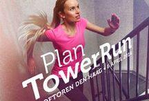 Plan TowerRun / Een goede voorbereiding is vereist als je de 28 verdiepingen van de Hoftoren in Den Haag bestormt tijdens de TowerRun. Hier vind je tips.