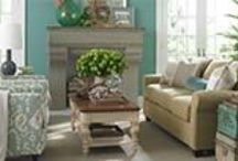 Living Rooms / Whether you have a massive living room, or a tiny one, you'll be able to find a living room set perfect for your home. If you only need a sofa and love seat, you'll find these pieces just as readily as we can help you put together an entire room that includes end tables and coffee tables, accessories and more.