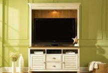 Media / Entertainment Rooms / Create a media room, home theater or game room for entertaining space and family memory making.