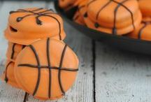 Basketball, March Madness Recipes / It's #MarchMadness time and nothing goes better with college basketball rivalry than great game day food.