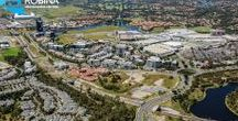 Robina, Gold Coast, QLD / Located in the heart of the Gold Coast, Robina is central to everything that the Gold Coast has to offer, and provides the ideal life style choice for people living and working on the Gold Coast.