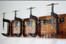reciclado / todo tipo de objetos o muebles reciclados o restaurados / by Maria Luisa Bertolino Sacchetti