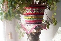 crochet / todo tejido crochet  / by Maria Luisa Bertolino Sacchetti
