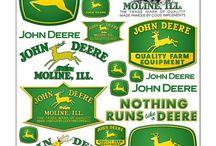 John Deere classics / J.D.  Oldtimers