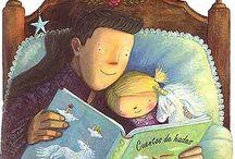 Familias & Bibliotecas / Cómo implicar a las familias en la biblioteca. Actividades para familias.  Leer juntos
