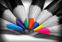 Colors / Colors-Sometimes that's all you need in your life.