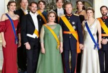 Gran Ducal Family of Luxembourg