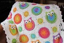 Crocheting for babies & children