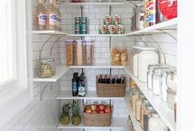 Pantry inspiration / organisation | kitchen | cooking | diy | home decor | healthy food