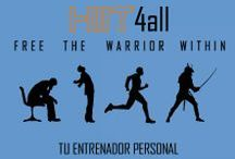 HIIT4ALL - Promoción/Trainers/Crossfit