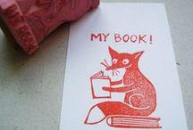 Librarieowners / Bookplates & ex libris art works