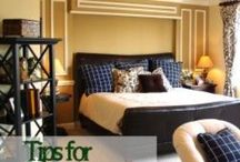 Apartment Home Decor / Decorating ideas for you rental space / by R.E. Carroll Management