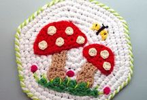 Crochet and Sewing