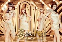 """Korea Pop - Secret / Secret is a South Korean K-pop girl group formed by TS Entertainment in 2009. Consisting of four members, Jeon Hyosung, Jung Hana, Song Jieun and Han Sunhwa, the group released their debut single, """"I Want You Back"""" on October 13, 2009. In 2010, they released two mini albums entitled Secret Time and Madonna with lead singles """"Magic"""" and """"Madonna"""" respectively."""