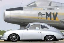 Cars: Porsche 356