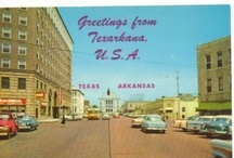 Texarkana, USA / by Angela Dean
