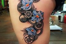 Tattoos / by Jacinda Krueger