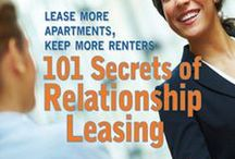 We <3 Leasing / Apartment Leasing Ideas / by R.E. Carroll Management