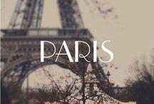 PARIS / by Josep Lluís Pallarès