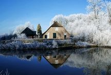 Winter Wonderland / The best spots to experience winter in...
