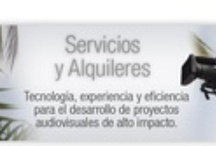 Servicios y alquileres / Services and rental.