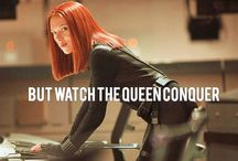 fandom / Where's my Black Widow movie?!? / by nina