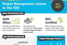 Career Infographics / Careers in the UAE, infographics, cool statistics and insights / by Laimoon