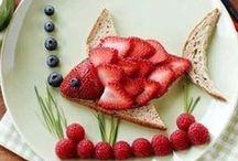 Food art / :*