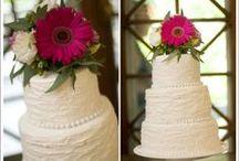 Fresh Flower Cake Ideas