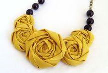 Jewelry / Handmade bijoux ideas {earrings, rings, necklaces, bracelets}
