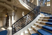 Arches, Columns & Staircases / by Caroline