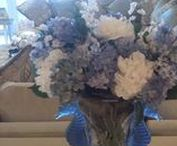 Floral Portfolio / Once upon a time I was a personal assistant and mentioned I liked to put together floral arrangements. Here is what I came up with. All arrangements are made from plastic and silk flowers. Enjoy... For all requests please visit http://kellyanngorman.com