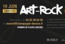 Arts-en-Seine / Concert, intervention artistique et pic-nic chez Champagne Devaux