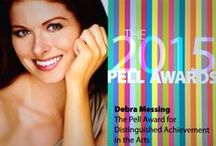 Pell Awards at the Providence Library / The Pell Awards took place at the Providence Library on June 15th, 2015. It also featured Debra Messing!