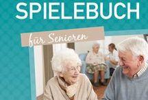 Altenpflege - Freebies / Hier finden Sie Gratis-Seiten aus unseren Büchern für die Altenpflege. Jede Seite eine Idee für Ihre Arbeit in der Pflege.