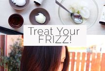 DIY Beauty / Recipes for beauty! From pimple creams to hair moisturizers and face masks.