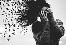 ★ black & white ☆