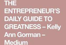 Medium Blogs / Are you on Medium? I am! Check out all of my Stories here: https://medium.com/@kellyanngorman