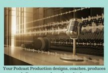 Your Podcast Production / Your Podcast Production designs, coaches, produces and aligns you and your brand to have a successful, enjoyable and profitable podcast. yourpodcastproduction.com