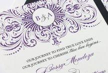 Purple Weddings / Purple weddings and lots of purple inspiration.