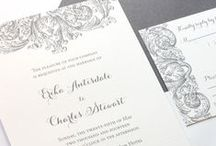 Gray Weddings / Lots of great inspiration for using gray at your wedding!