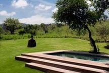 exteriores y jardines verticales