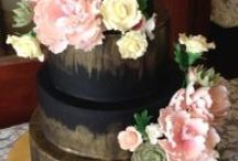 Wedding cakes / Wedding cakes made by Emma J's Cakes