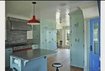 Fannie Allen Design: Maine Residence / Vacation house on remote island off the coast of Maine.
